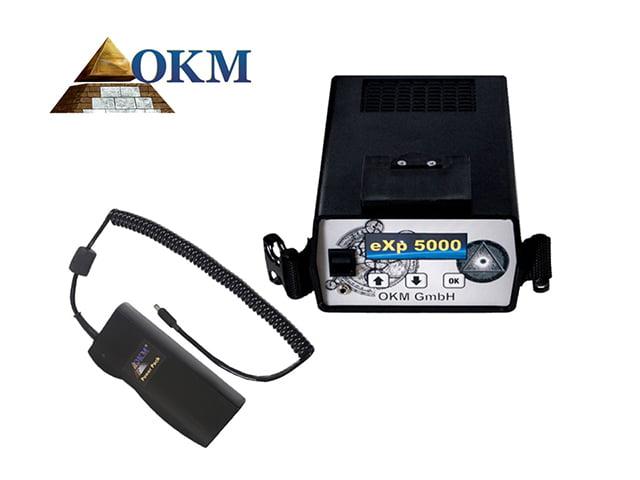 فلزیاب EXP 5000 محصول فلزیاب OKM