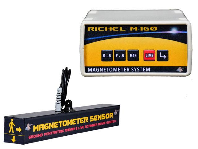 فلزیاب RICHEL M-160 رایچل ام 160