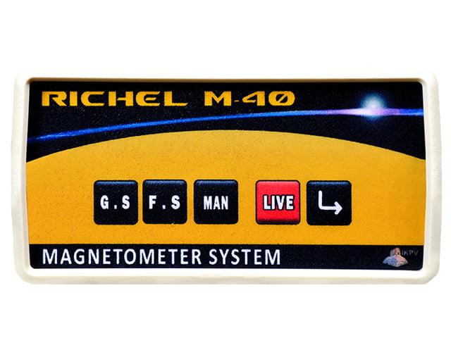 فلزیاب RICHEL M-40