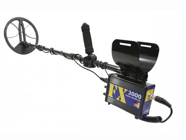 فلزیاب FX 3000 ساخت کمپانی DRS Electronics
