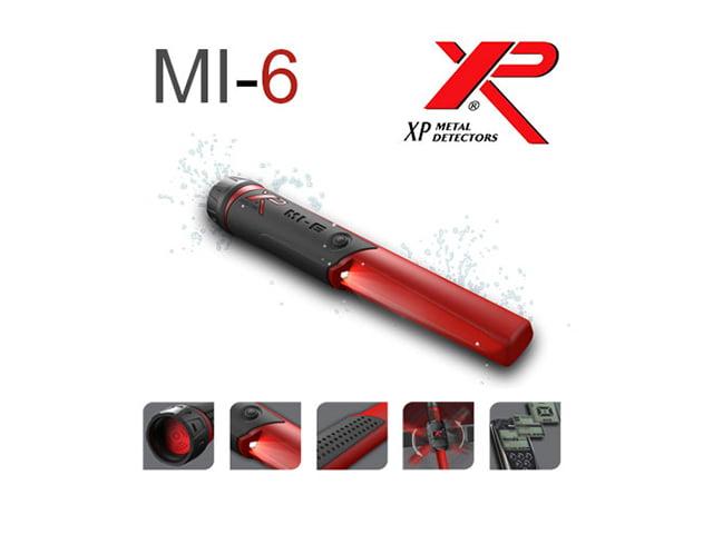فلزیاب MI-6 محصول شرکت فلزیاب XP فرانسه