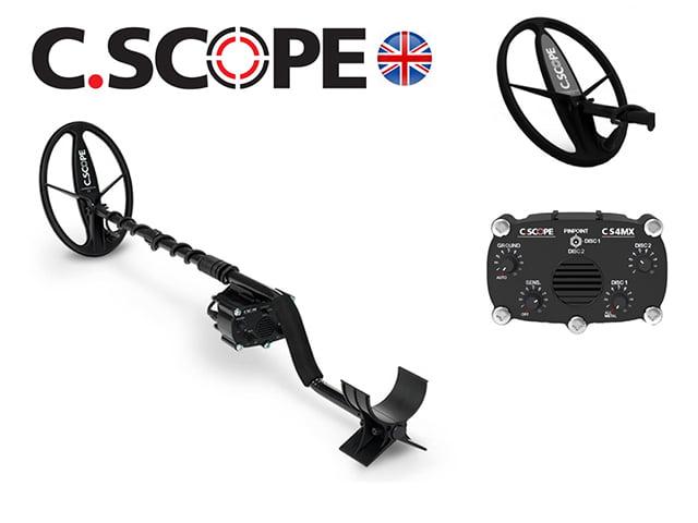 فلزیاب CS4MXi محصول C.SCOPE انگلستان