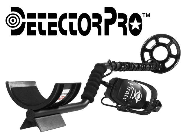 فلزیاب Headhunter Pirate محصول کمپانی فلزیاب Detector Pro آمریکا