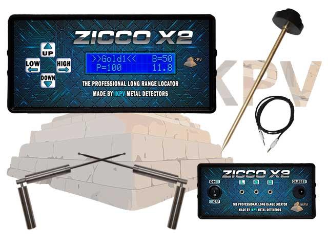فلزیاب ZICCO X2
