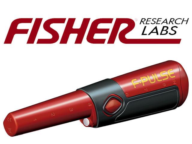 فلزیاب نقطه زن FISHER F-Pulse