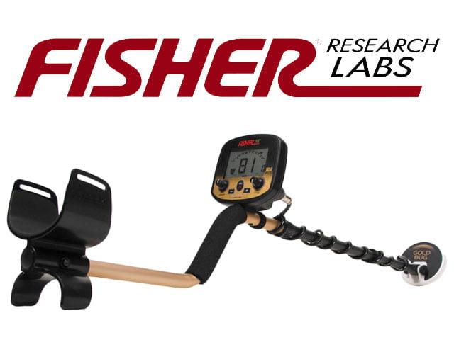 فلزیاب Gold Bug Pro محصول FISHER آمریکا