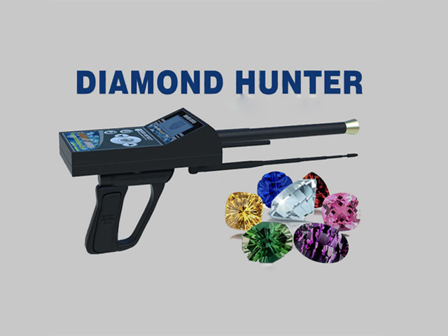 فلزیاب DIAMOND HUNTER