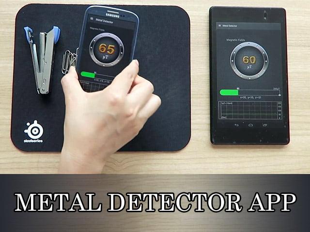 Metal-Detector-App