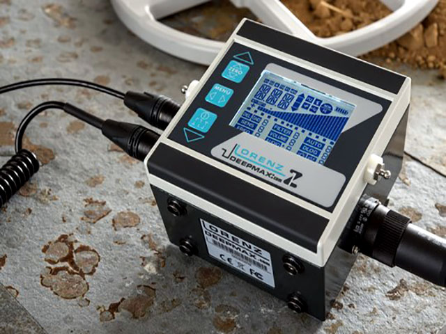 Lorenz-Deepmax-Z1-Pulse-Metal-Detector