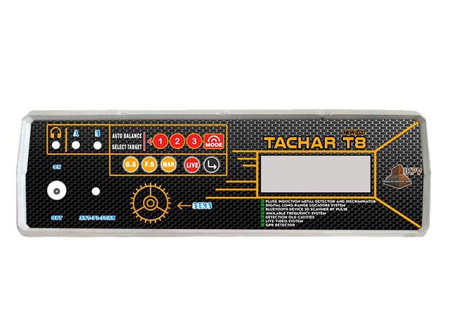 فلزیاب Tachar T8